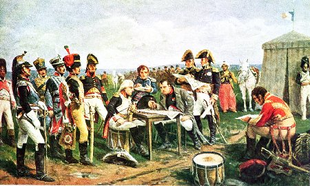 napoleon on the landgrafenberg