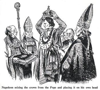 2 Desember dalam Sejarah: Napoleon Memakai Sendiri Mahkotanya sebagai Kaisar